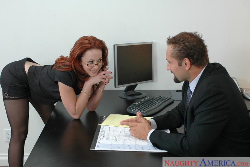 Naughty Office - Trinity Post