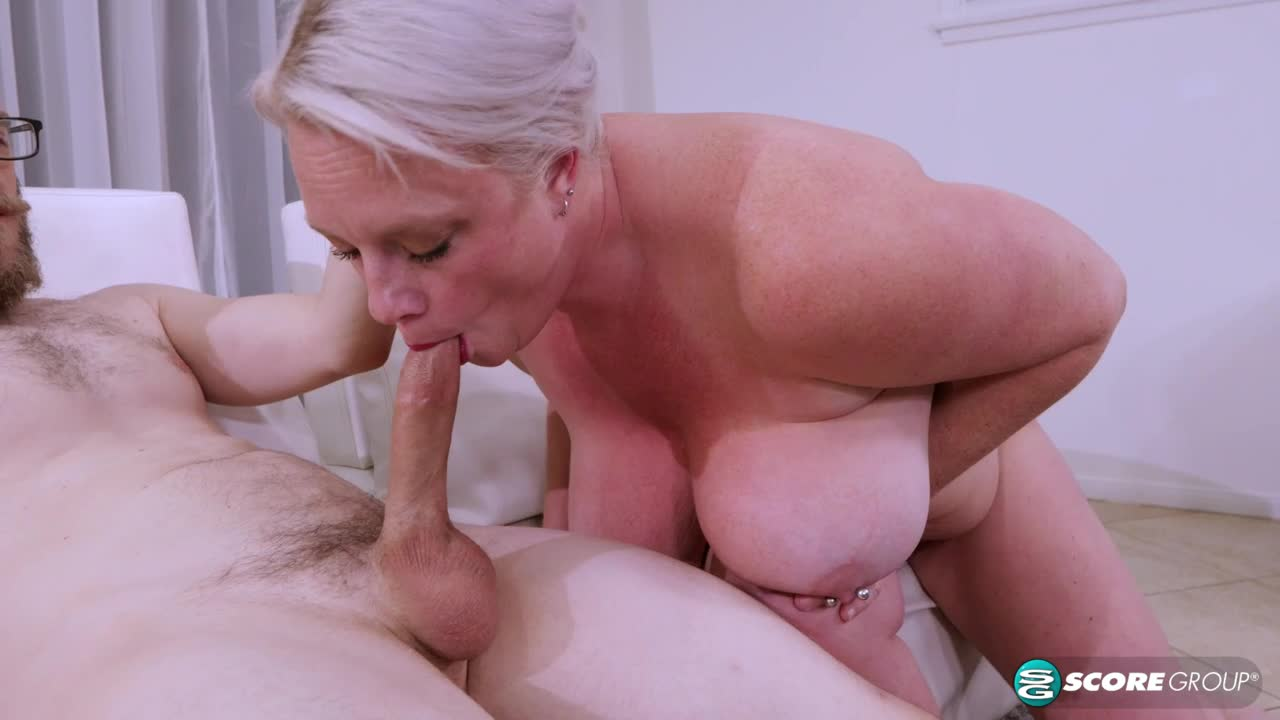 Cameron Skye Worships The Cock