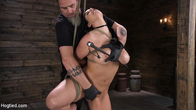 Angela White: Complete Submissio