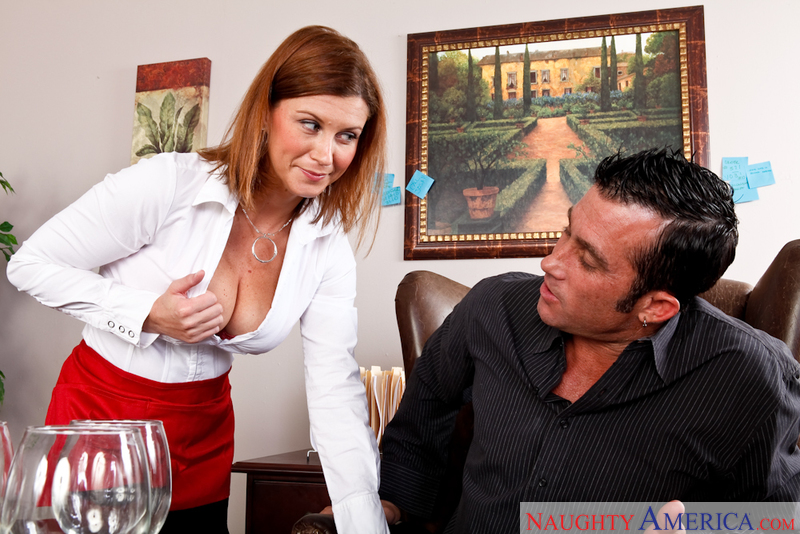 Naughty Office - Sara Stone & Bi