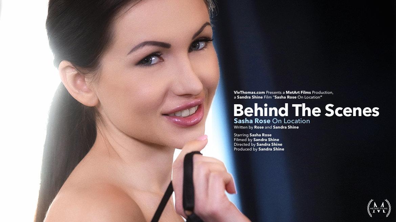 Behind The Scenes: Sasha Rose On