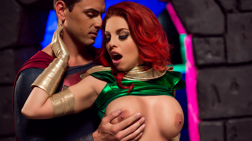 Batman V Superman XXX: An Axel Braun Parody Scène 1