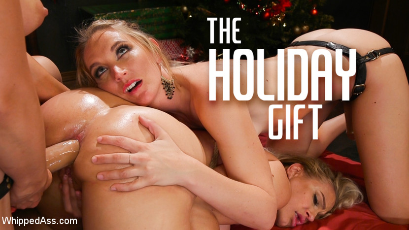 Holiday Gift: Angel Allwood is M