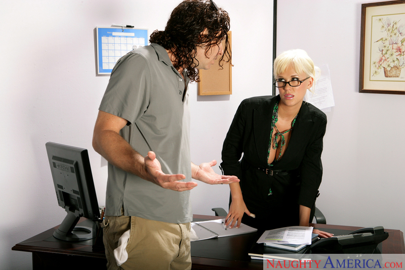 Naughty Office - Carly Parker &