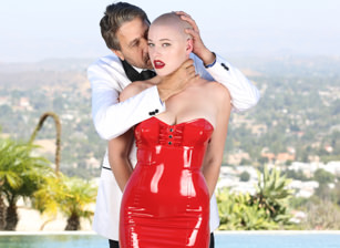 Riley Nixon Latex Sex Scena 1