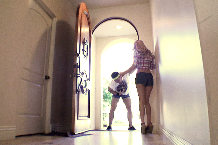 Lexi Belle drilled 1