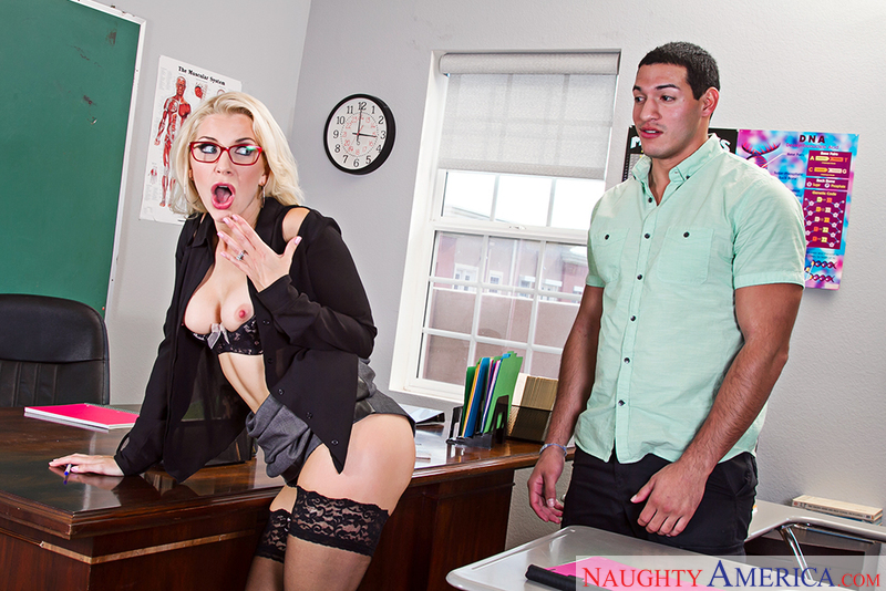 My First Sex Teacher - Ashley Fi