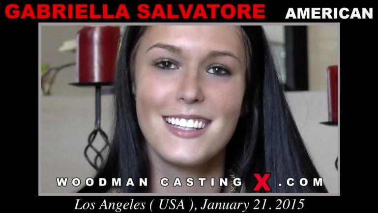 Gabriella Salvatore casting