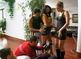 Animal Trainer #06 Escena 3