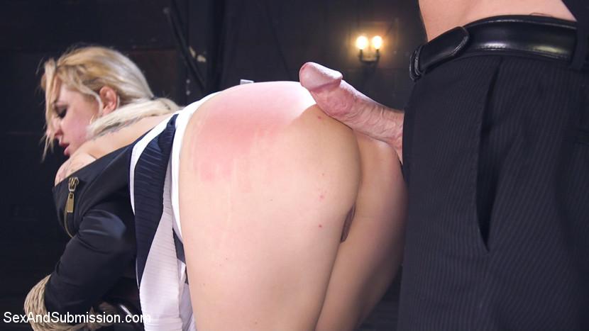 Taking Down a Club Slut Scène 1