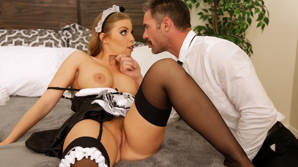 What A Maid Wants Scène 1
