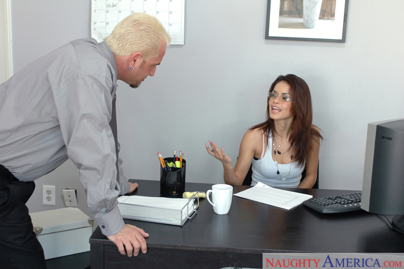 Naughty Office - Daisy Marie