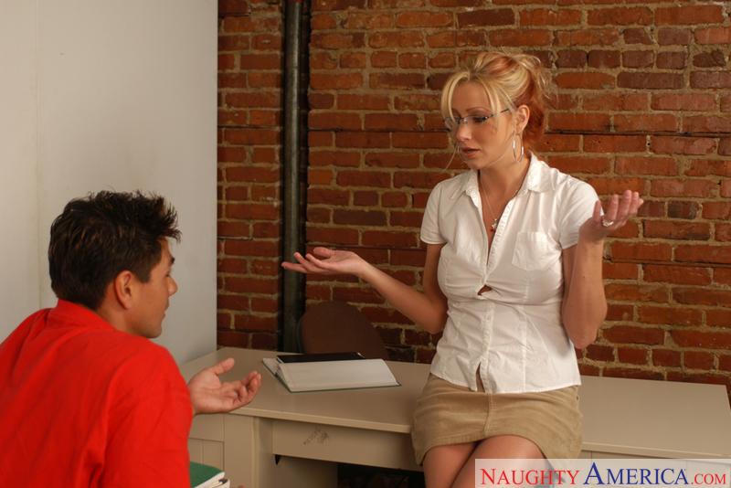 My First Sex Teacher - Leigh