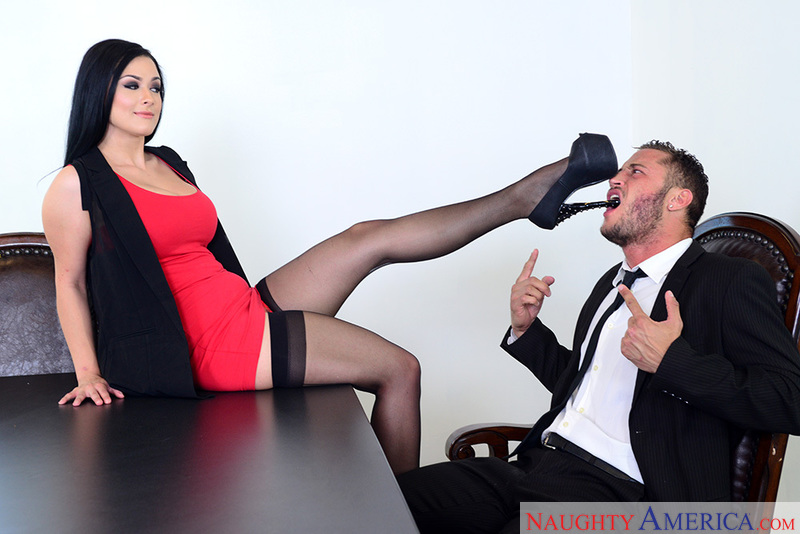 Naughty Office - Katrina Jade &