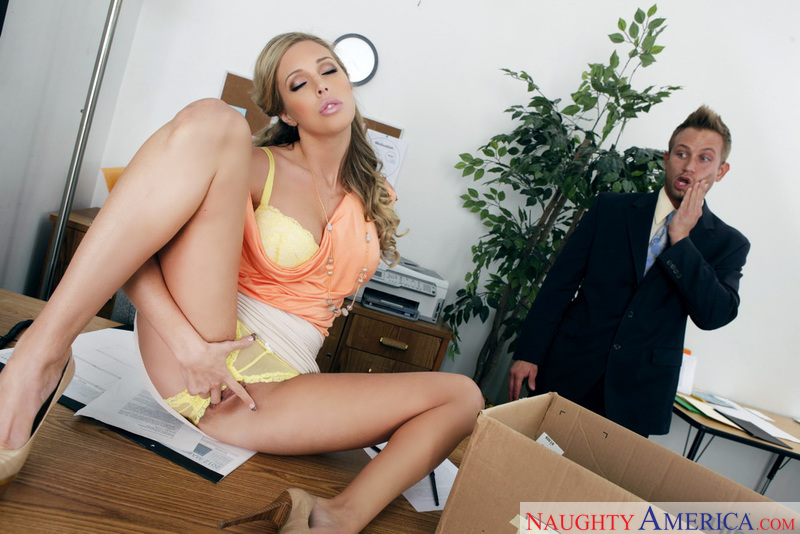 Naughty Office - Samantha Saint