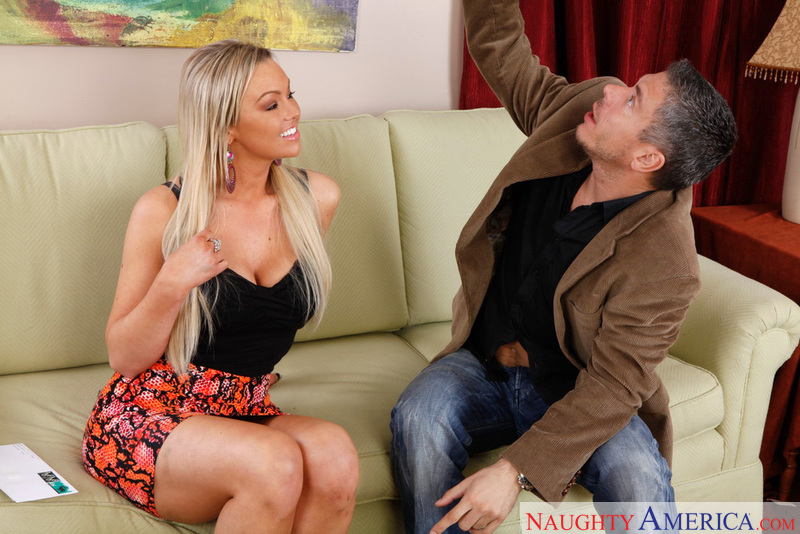 Neighbor Affair - Abbey Brooks &