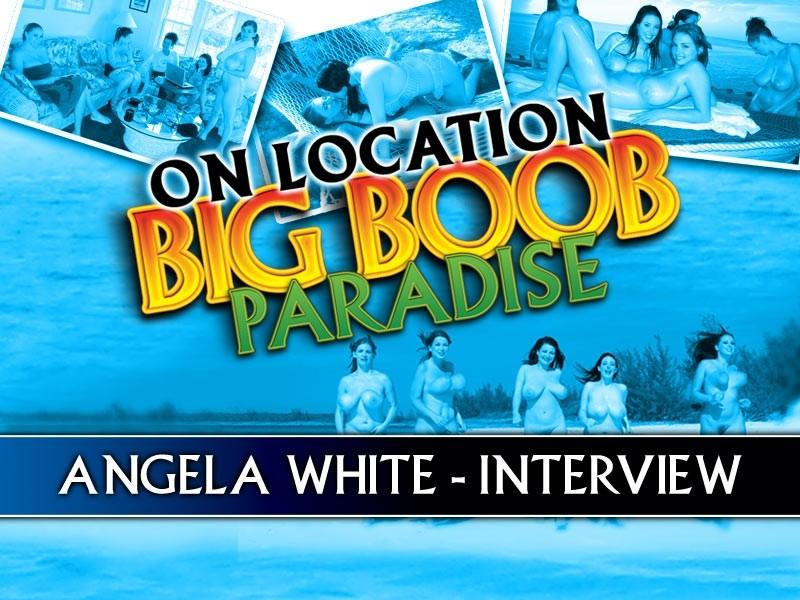 On Location Big Boob Paradise: A