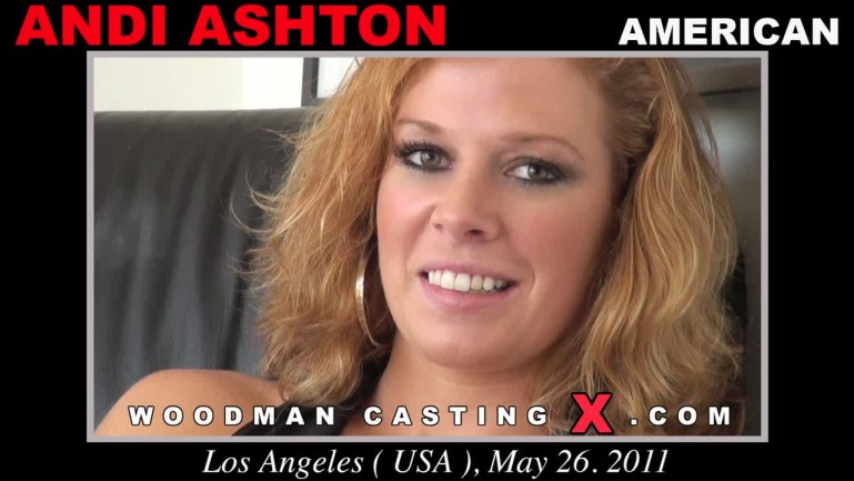 Andi Ashton casting