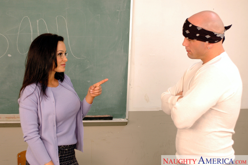 My First Sex Teacher - Lisa Ann