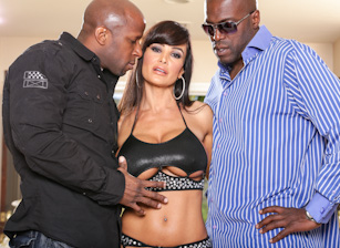 Lex VS Lisa Ann Escena 4