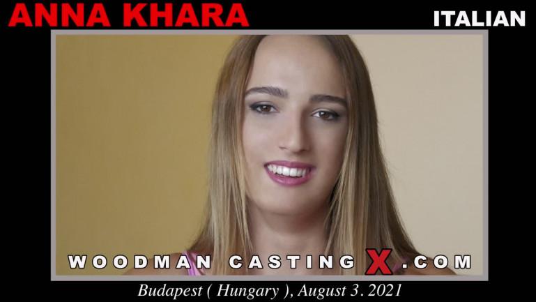 Anna Khara casting