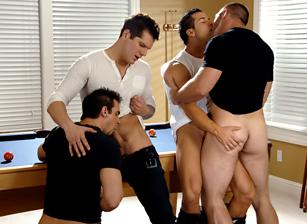 Brunch Or Orgy? Scène 1
