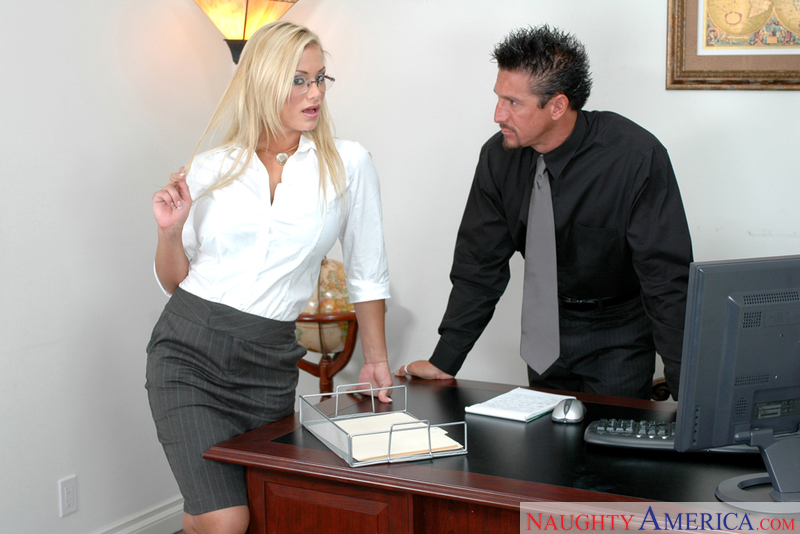 Naughty Office - Shyla Stylez &