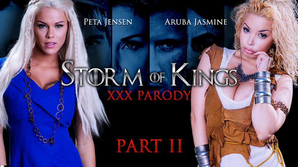 Storm Of Kings XXX Parody: Part 2 Scène 1