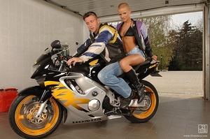 Wild bikers Scène 1