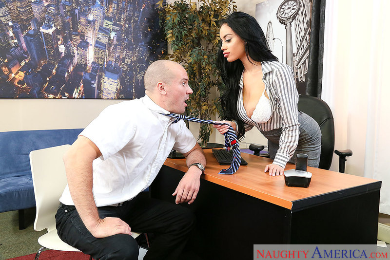 Naughty Office - Victoria June &