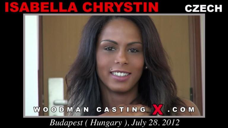 Isabella Chrystin casting
