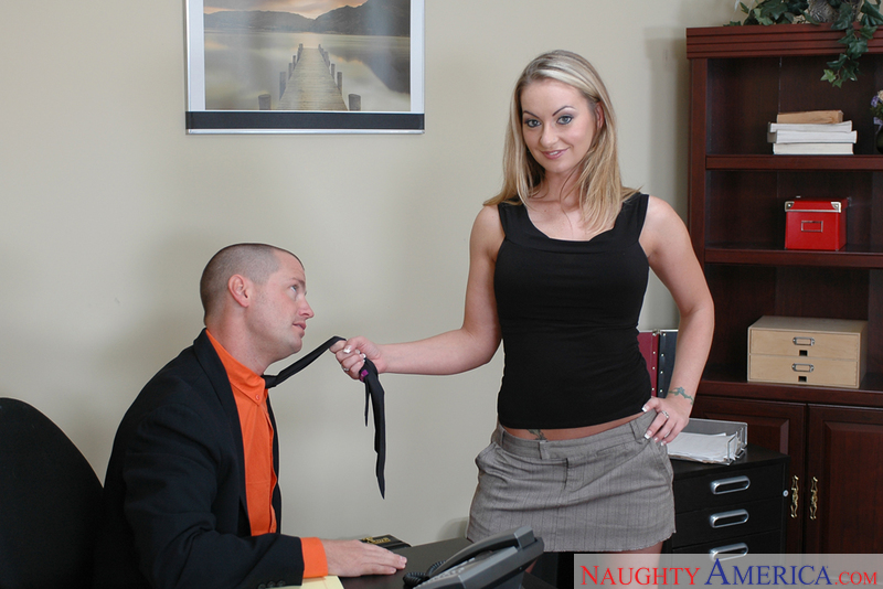 Naughty Office - Aline & Eric Ma