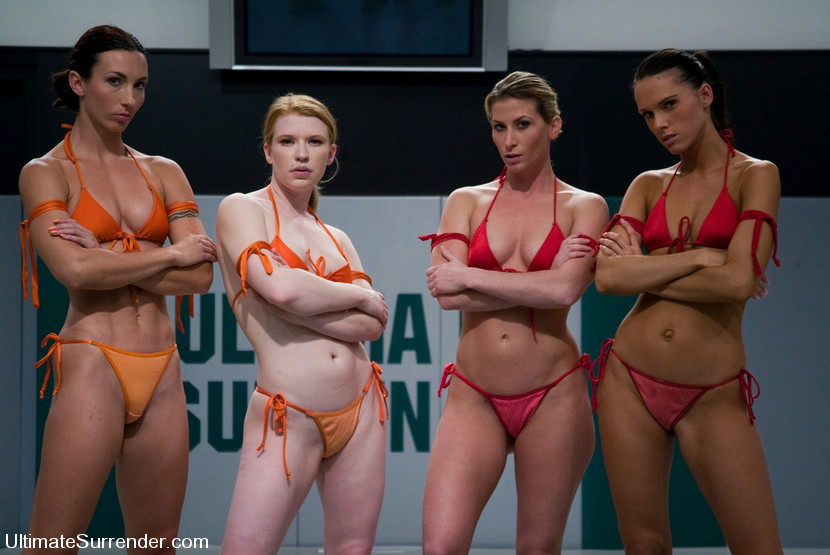 LIVE TAG TEAM LEAGUE Team Orange