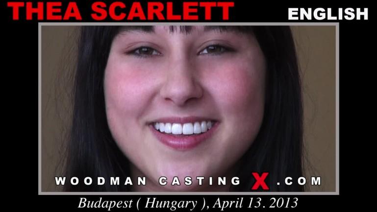 Thea Scarlett casting
