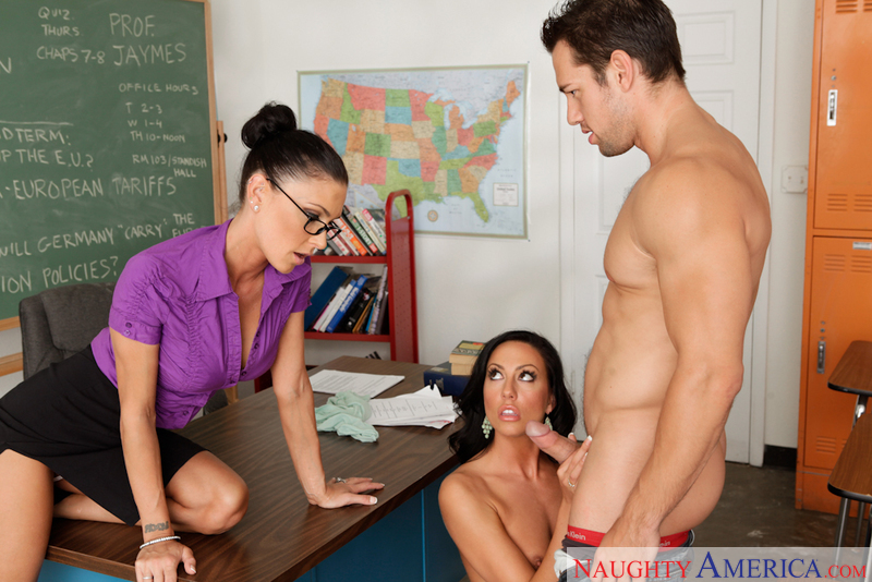 My First Sex Teacher - Jessica J