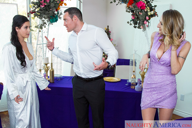 Naughty Weddings - Natasha Starr