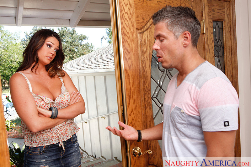 Neighbor Affair - Alison Tyler &