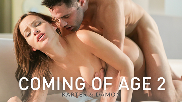 Coming of Age 2, Karter & Damon