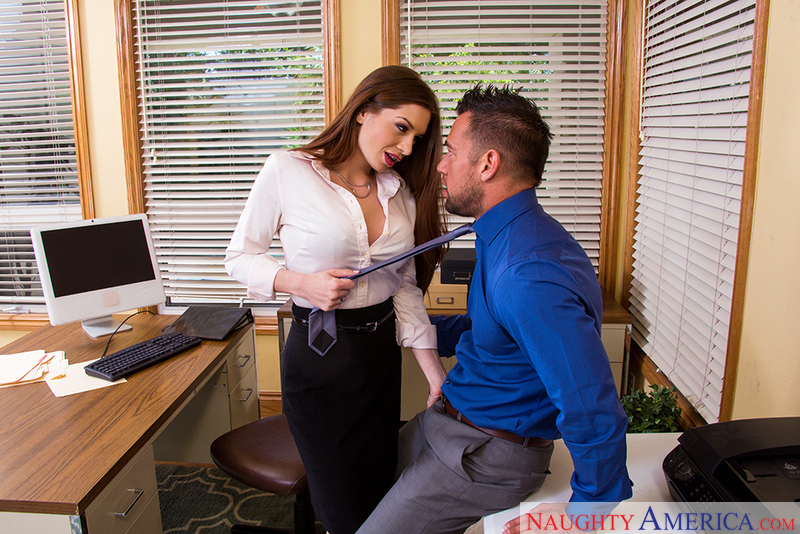 Naughty Office - Veronica Vain &