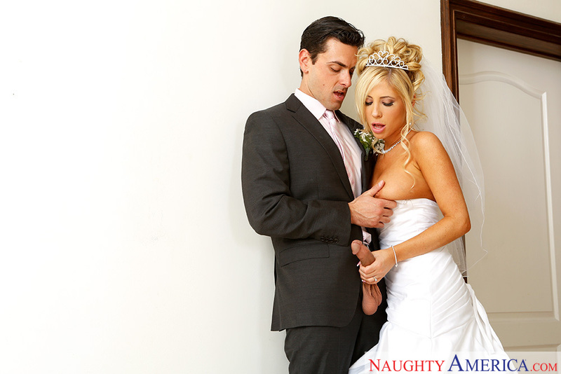 Naughty Weddings - Tasha Reign &