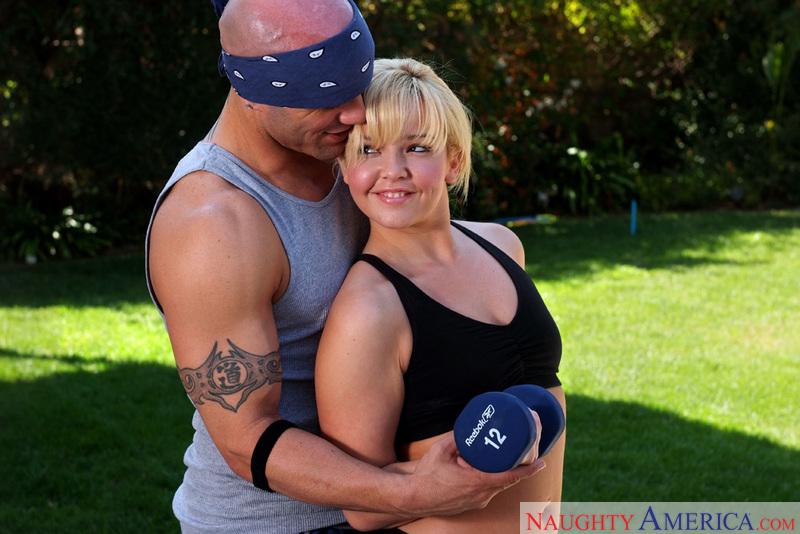Naughty Athletics - Emma Heart &