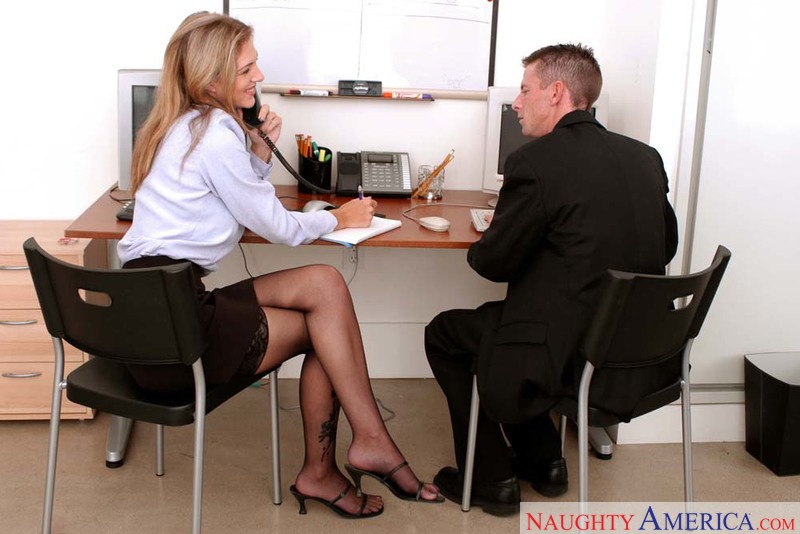 Naughty Office - Roxanne Hall