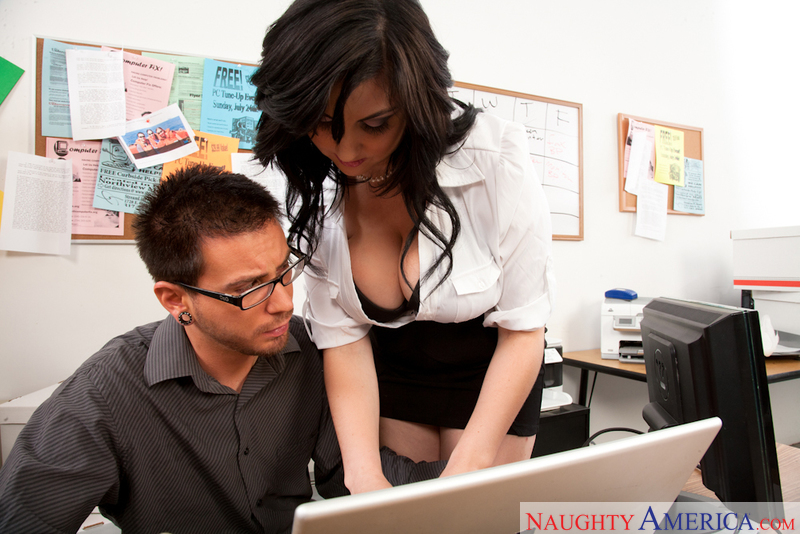 Naughty Office - Beverly Paige &