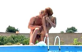 Fucked By The Pool Szene 5
