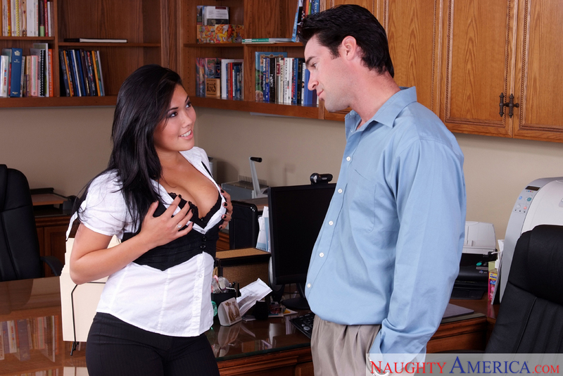 Naughty Office - London Keyes &
