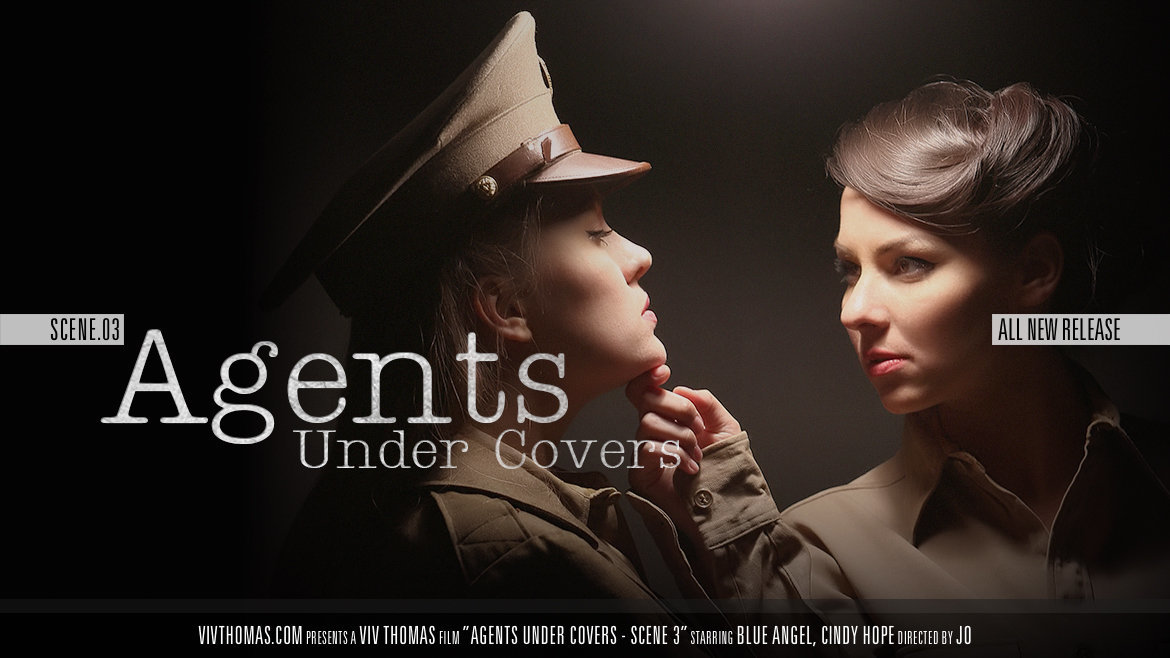 Agents Under Covers Scene 3