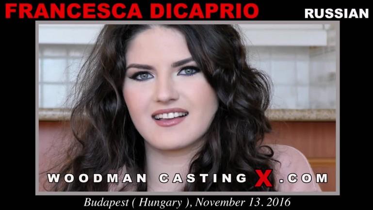 Francesca DiCaprio casting