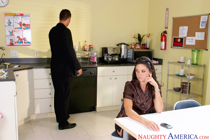 Naughty Office - Stephanie Swift