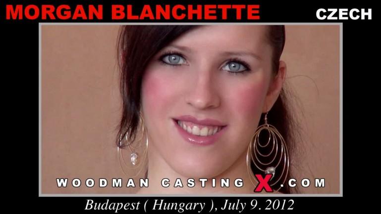 Morgan Blanchette casting