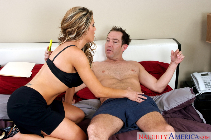 Naughty Office - Charisma Cappel